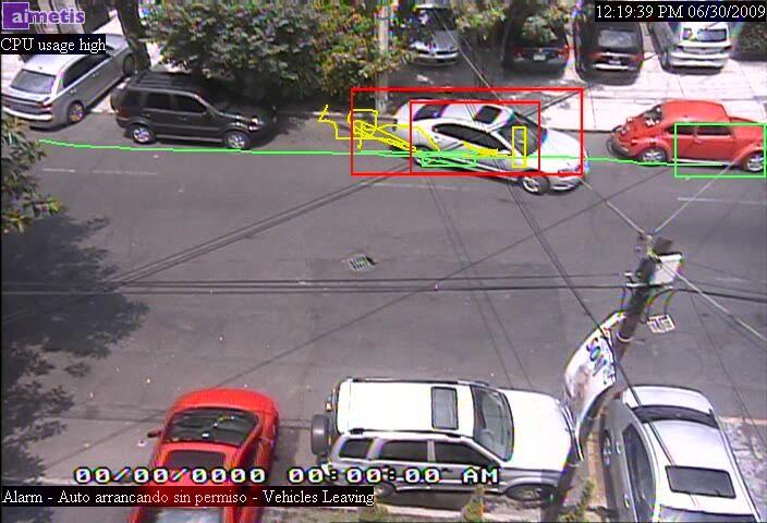 cámaras de vigilancia antiniebla (DEFOG)