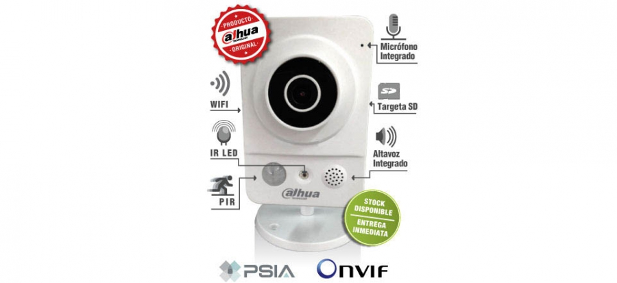 camara ip con pir y audio 2